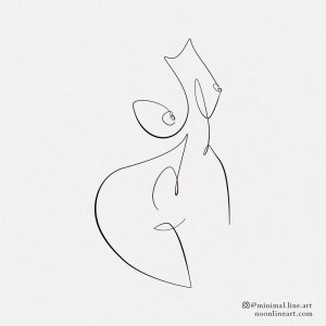 abstract-line-art-tattoo-of-woman-body