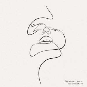 elegant-line-tattoo-face-illustration-abstract